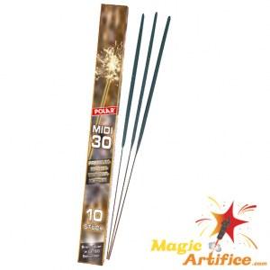 Cierges magiques 30 cm