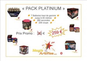 Pack Platinium