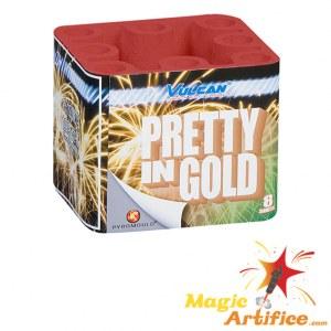 Pretty in Gold